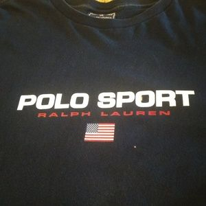 💥VTG POLO LONG SLEEVE